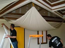 plafond tendu prix m2 prix d un plafond tendu prix isolation