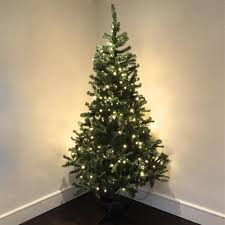7ft Christmas Tree With Lights by Christmas Factory Hudson Artificial 7ft Christmas Tree With Led