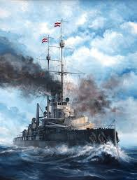 Uss Indianapolis Sinking Timeline by The Wreck Of Kuk Sms Szent Istvan As She Appears Today World