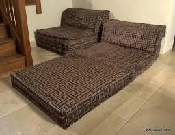 Mah Jong Modular Sofa by Original Roche Bobois Mah Jong Sofa Futon Bed In Bespoke Art