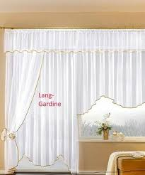 rollos gardinen vorhänge gardine alina jacquard qualität