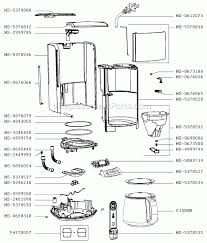 Krups Coffee Maker Replacement Parts Drinker