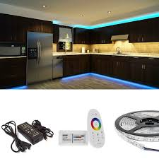 led kitchen cabinet and toe kick lighting waterproof high power