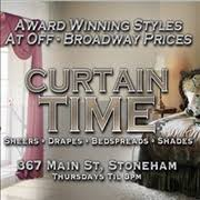 Curtain Time Stoneham Ma by Curtain Time 367 Main St Stoneham Ma Interior Decorators Design