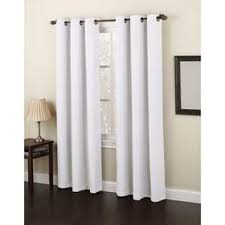 Dkny Mosaic Curtain Panels by White Curtains U0026 Drapes For Less Overstock Com