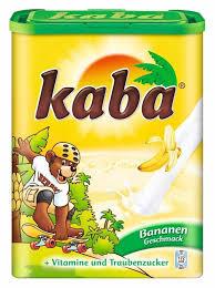 kaba banane getränkepulver 400g dose