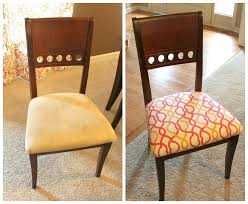 dining room chair pads without ties modern accessorieskitchen