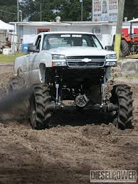 100 Truck Mud Run Milkman 2007 Chevy HD Diesel Power Magazine