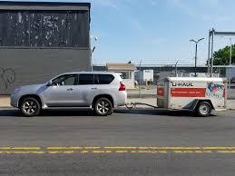 Towing A U-Haul Trailer With The Curt Hitch - ClubLexus - Lexus ...