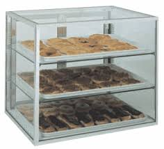 Counter Top Bakery Display Case