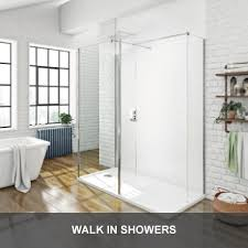 walk in shower enclosure room ideas victoriaplum