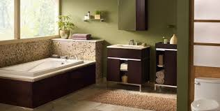 Modern Green And Brown Bathroom Color Trends Ideas Info Home and
