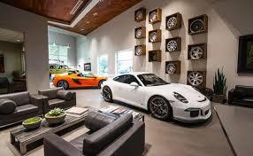 living in a garage beispiele für luxus wohnzimmer mit