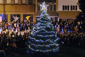 Christmas Tree Shop Albany Ny by Christmas Tree Lighting Ceremonies In Dutchess For 2015
