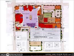Mgm Grand Floor Plan by Davenport Companies Properties Mgm Springfield Ma
