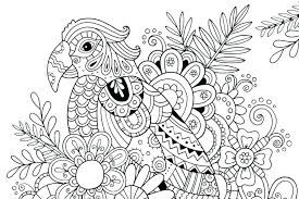 Abstract Coloring Pages For Teenagers Difficult Printable Hard
