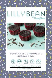 LillyBean Chocolate Cupcake Cake Mix Vegan