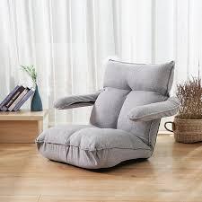 boden faltbare entspannen sofa liege stuhl folding chaise wohnzimmer möbel moderne liege freizeit stuhl stoff polster