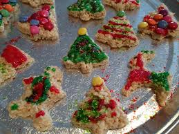 Rice Krispie Christmas Trees Recipe by Addicted To Recipes December 2012