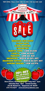 Kountry Cabinets Home Furnishings Nappanee In by Pilot News Business Directory Coupons Restaurants Entertainment