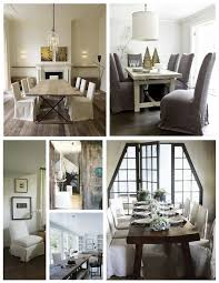 Parson Chair For Dining Room Set With Slipcovers And Table Ideas