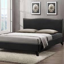 Black Queen Beds & Headboards Bedroom Furniture The Home Depot