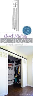 Closet Sliding Barn Doors Build Plans - A Houseful Of Handmade 29 Best Sliding Barn Door Ideas And Designs For 2017 Kit Home Depot Doors Bathroom My Favorite Place Decor Hidden Tv Set Rustic Diy Interior Sliding Barn Doors Interior We Currently Have A Standard French Door Between The Kitchen Gallery Arizona The Yard Great Country Garages Vintage Custom With Windows Price Is Interiors Awesome Window Hdware Basin Hdware Office Hdwebarn