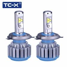 free shipping buy best tc x 2 pieces car led headlight bulbs kit
