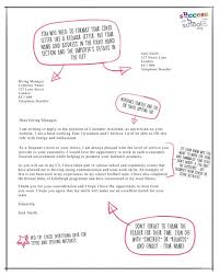 Cover Letter Template For Your First Job
