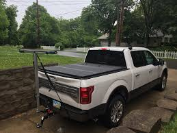 Bed Rack And Cover Combination - Ford F150 Forum - Community Of Ford ... Dodge Ram 2500 With Thule 500xt Xsporter Alinum Adjustable Pickup Tacoma Bed Rack Active Cargo System For Long Toyota Trucks Premium Fits All Trucks Kb Vdoo Fabrications 500xtb Pro Height Truck Austin Goad Archinect 2007 To 2018 Tundra Crewmax Rack 1500 Leitner Acs Offroad By Access Adarac Diy 100 Universal Expedition Georgia Contour Rambox Dethloff Mfg Bed Roof Top Tent Accsories Pinterest Nutzo Truck Tire Carrier Nuthouse Industries