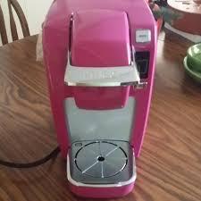 Keurig Mini One Cup Coffee Maker Bright Pink