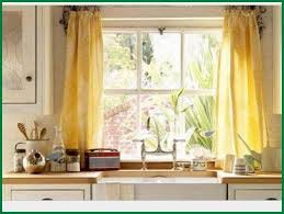 Yellow And Gray Kitchen Curtains by Yellow And Gray Cafe Curtains For Kitchen U2013 Best Curtain Your Ideas