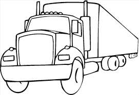 100 Truck Drawing S For Kids SKETCH DRAWING