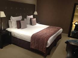 Super king size bed Picture of K West Hotel & Spa London