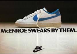 Nike Wimbledon Tennis Shoe 1982
