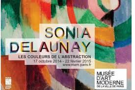 expo musee moderne expo delaunay musée d moderne le mot la chose
