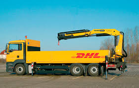 Truck-mounted Crane / Swing-arm / Hydraulic / Handling - PK 23500 ...