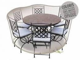 housse de protection pour canapé de jardin housse salon de jardin aménagement terrasse