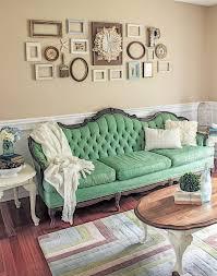 Broyhill Laramie Microfiber Sofa In Distressed Brown by Amazing Furniture Transformations You Won U0027t Believe Sofa