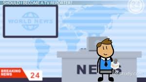 How To Become A TV Reporter Step By Career Guide