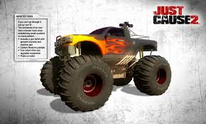 JUST CAUSE 2: MONSTER TRUCK [DLC]   Square Enix Store Monster Truck School Bus Cstruction Game Educational Cartoon Jam Crush It Ps4 Playstation Madness 64 Details Launchbox Games Database 3d Racing Videos Online Amazoncom Rumble Pc Video Urban Assault Trucks Wiki Fandom Powered Nitro 2k3 Blog Style 2 Free Download Full Version For Pc Just Cause Monster Truck Dlc Square Enix Store Offroad Championship Half Life Games Destruction 1 Dvd Grand Stunts Android Apps On Google Play