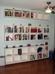Shelves Inspiring Wall Mounted Wooden