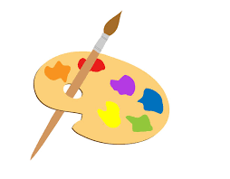 Artists Palette Clipart Free Stock Photo