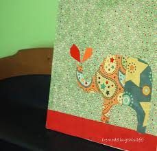 Wall Craft Ideas For Kids Paper Elephant Art Room
