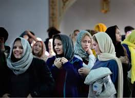 What Is A Muslim Prayer Curtain by Washington Post Op Ed As Muslim Women We Ask You Not To Wear The
