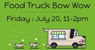 100 Wow Truck JULY Food Bow Lynchburg Humane Society