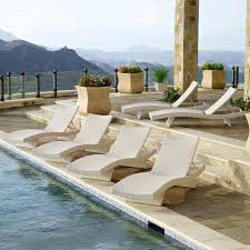 Pacific Bay Patio Chairs by Chaise Lounges Costco