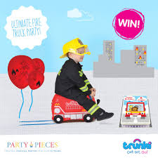 Win The ULTIMATE Fire Truck Themed Birthday Party! Fire Truck Birthday Party With Free Printables How To Nest For Less Firefighter Ideas Photo 2 Of 27 Ethans Fireman Fourth Play And Learn Every Day Free Printable Invitations Invitation Katies Blog Throw A Themed On A Smokin Hot Maison De Pax Jacks 3rd Cheeky Diy Amy Tangerine Emma Rameys Firetruck Lamberts Lately Kids Something Wonderful Happened Decorations The Journey Parenthood Spaceships Laser Beams