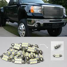 38 8x White LED Lights Lamp Bulb Interior Package Kit For GMC ... 2pc Amber Truck Running Board Led Light Kit With Courtesy Lights Tow Trailer Hitch Mounting Bracket W Pair 4inch Pod Lights For 8 Led Police Fireman Autos Car Led Running Fog Light Beacon Headlights For Cars And Trucks Vehicle Lighting Razir Universal Hidextra Profile Pixel Rgb Rock Underglow Chassis Costway 12v Mp3 Kids Ride On Jeep Rc Remote Headache Rack Tacoma World Opt7 Hid Motorcycles Ledglow How To Install Under Youtube Watch Bed Beautiful Outdoor On Control W