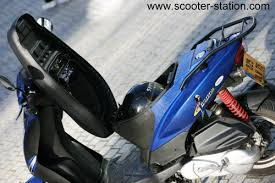 kymco 125 agility scooter station